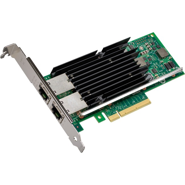 INTEL - NETWORKING X540-T2 ETHERNET CONVERGED NETWORK ADAPTER MM#914248