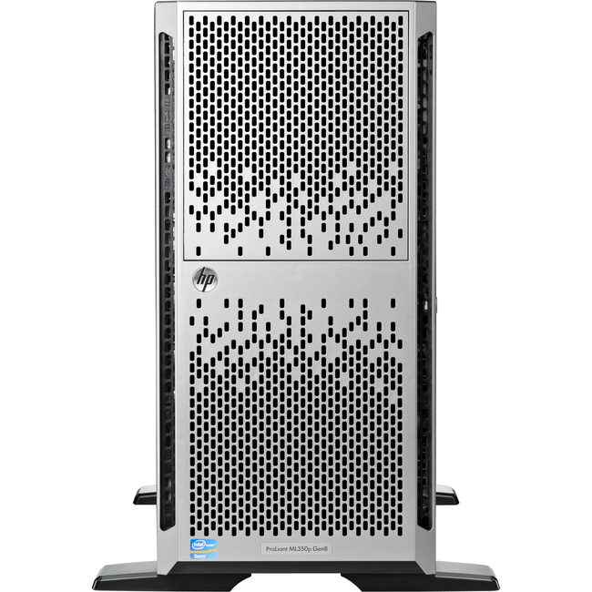 HP ProLiant ML350p G8 5U Tower Server - 1 x Intel Xeon E5-2620 2 GHz