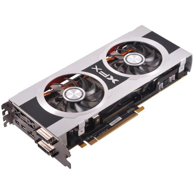 XFX Radeon HD 7870 Graphic Card - 1000 MHz Core - 2 GB GDDR5 SDRAM - PCI Express 3.0 x16
