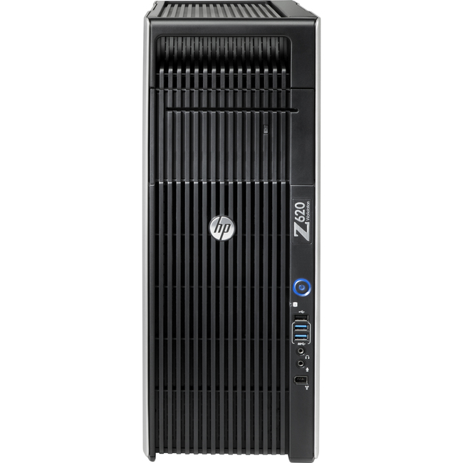 HP Z620 B2B79UT Convertible Mini-tower Workstation - 1 x Intel Xeon E5-2609 2.4GHz