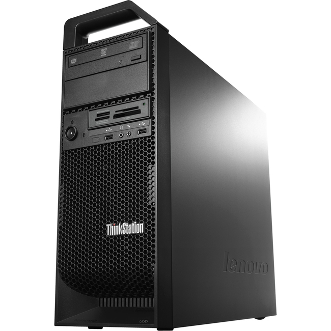Lenovo ThinkStation S30 056851U Tower Workstation - 1 x Intel Xeon E5-1620 3.6GHz