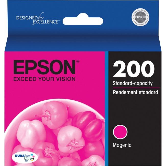 EPSON - SUPPLIES DURABRITE ULTRA MAGENTA INK CART F/EXPRESSION HOME XP-200