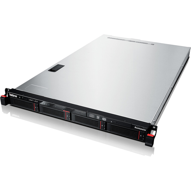 Lenovo ThinkServer RD330 4304E3U 1U Rack Server - 1 x Intel Xeon E5-2420 1.90 GHz