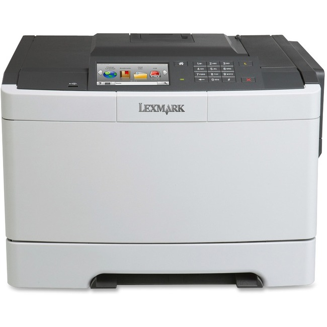 Lexmark CS510DE Laser Printer - Color - 2400 x 600 dpi Print - Plain Paper Print - Desktop