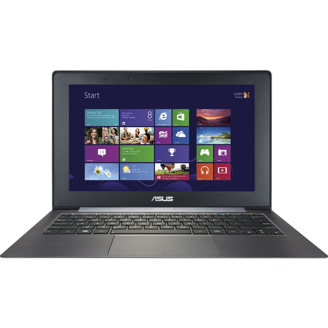"Asus TAICHI 21 21-DH51 11.6"" Ultrabook/Tablet - Wi-Fi - Intel Core i5 i5-3317U 1.70 GHz - LED Backlight - Silver Aluminum"