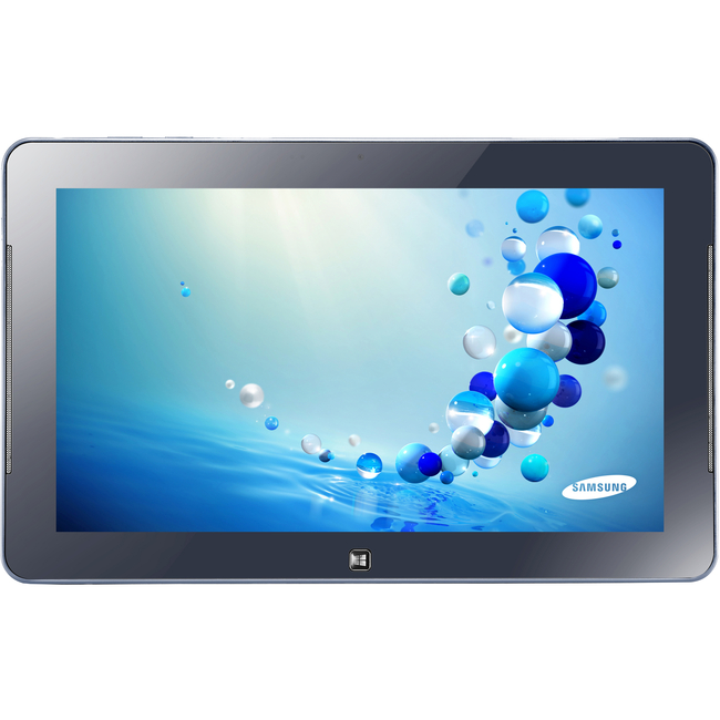 "Samsung ATIV Smart PC XE500T1C 64 GB Net-tablet PC - 11.6"" - SuperBright Plus - Intel Atom Z2760 1.80 GHz"