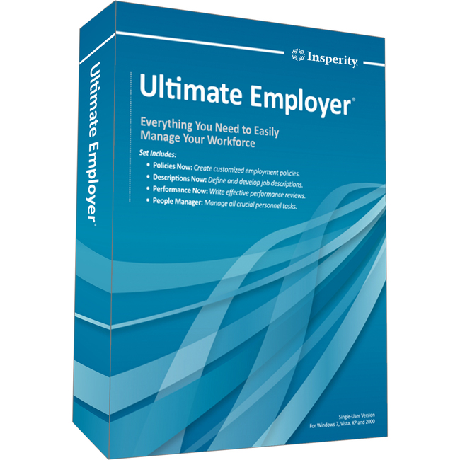 PerformSmart Ultimate Employer v. 2.0 - Complete Product - 1 User