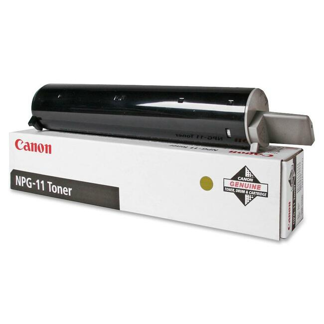 Canon NPG-11 Black Toner Cartridge