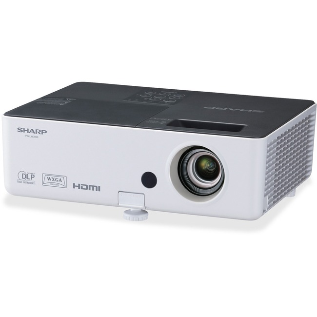 Sharp PG-LW3000 3D Ready DLP Projector - 720p - HDTV - 16:10