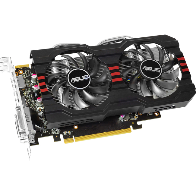 Asus HD7790-DC2OC-1GD5 Radeon HD 7790 Graphic Card - 1000 MHz Core - 1 GB GDDR5 SDRAM - PCI Express 3.0