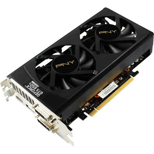 PNY VCGGTX650TBQXPB-OC GeForce GTX 650 Ti Boost OC Graphic Card