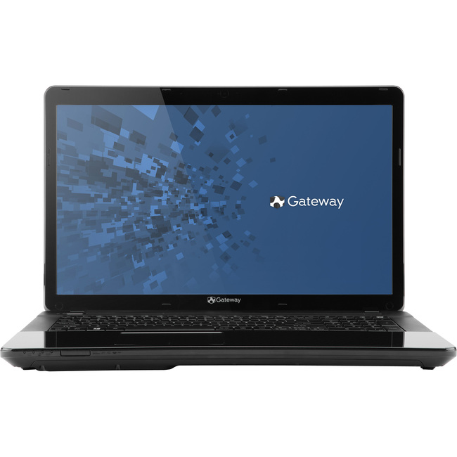 "Gateway NE72215u-45008G1TMnsk 17.3"" LED (UltraBright) Notebook - AMD A-Series A4-5000 1.50 GHz - Silver"