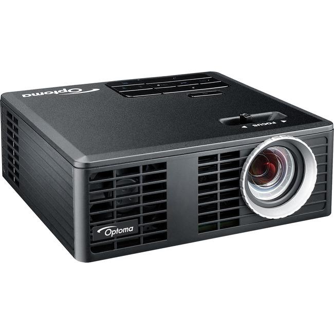 Optoma ML750 3D Ready DLP Projector | 720p | HDTV | 16:10