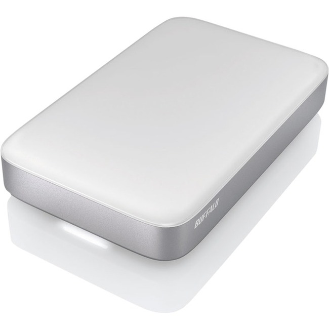 BUFFALO MiniStation Thunderbolt USB 3.0 2 TB Portable Hard Drive (HD-PA2.0TU3) 1