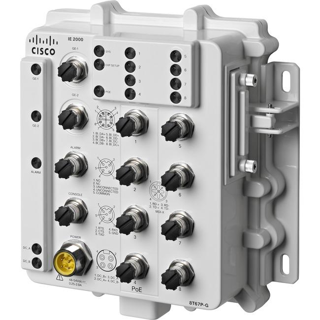 Cisco Switches Amp Bridges Ie 2000 8t67 B Buyvpc Com