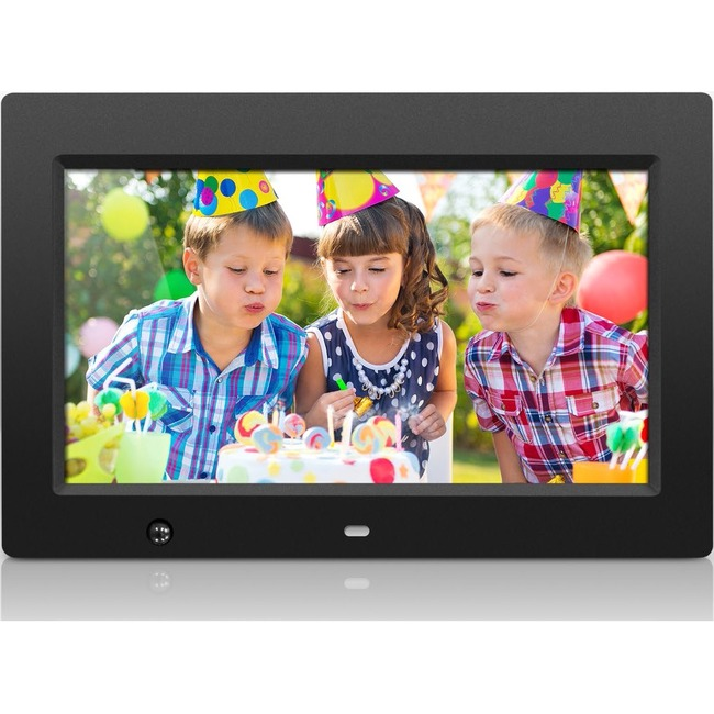 Aluratek ADPF08SF 8 Inch Digital Photo Frame  Amazoncom