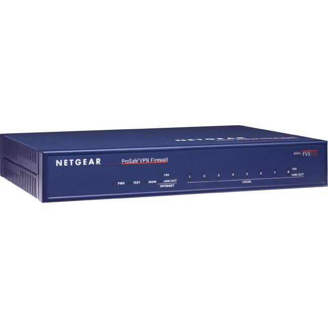Netgear ProSafe FVS338 VPN/Firewall