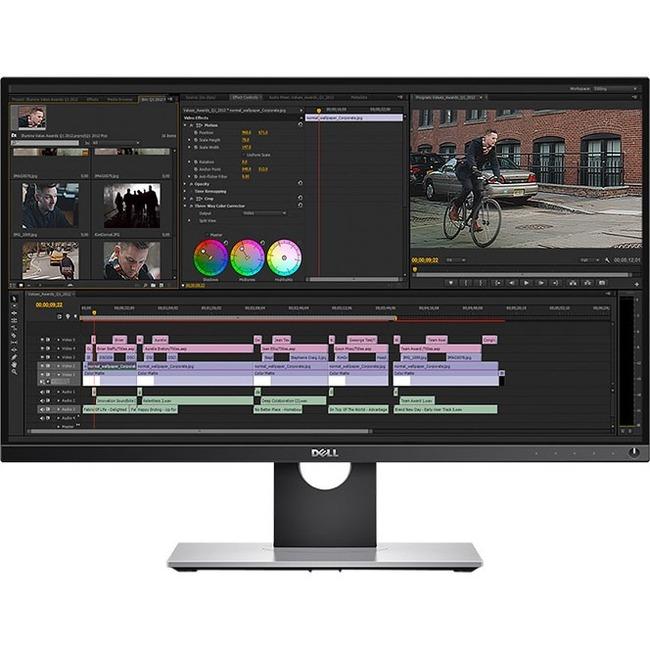 "Dell UltraSharp UP2716D 27"" WQHD LED LCD Monitor - 16:9 - Black_subImage_1"