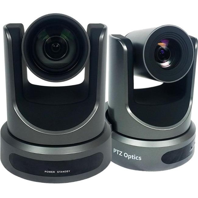PTZOptics PT20X-SDI-GY-G2 Video Conferencing Camera - 2.1 Megapixel - 60 fps - Gray - USB 2.0_subImage_1