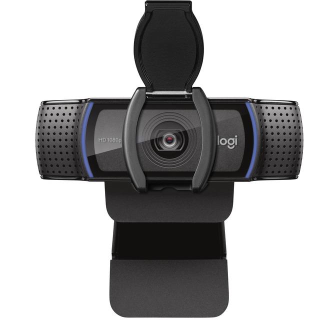 Logitech C920S Webcam - 2.1 Megapixel - 30 fps - USB 3.1_subImage_1