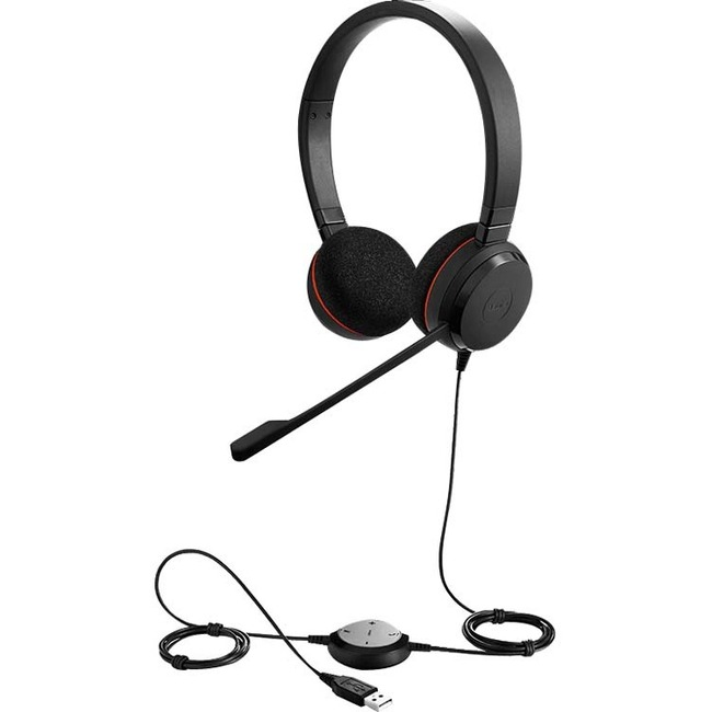 Jabra EVOLVE 20 Headset_subImage_1