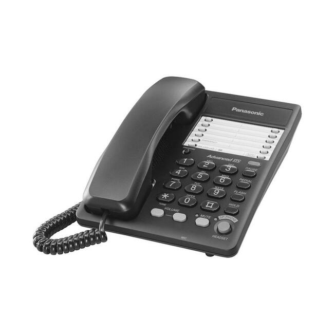 Panasonic KX-TS105B Standard Phone - Black