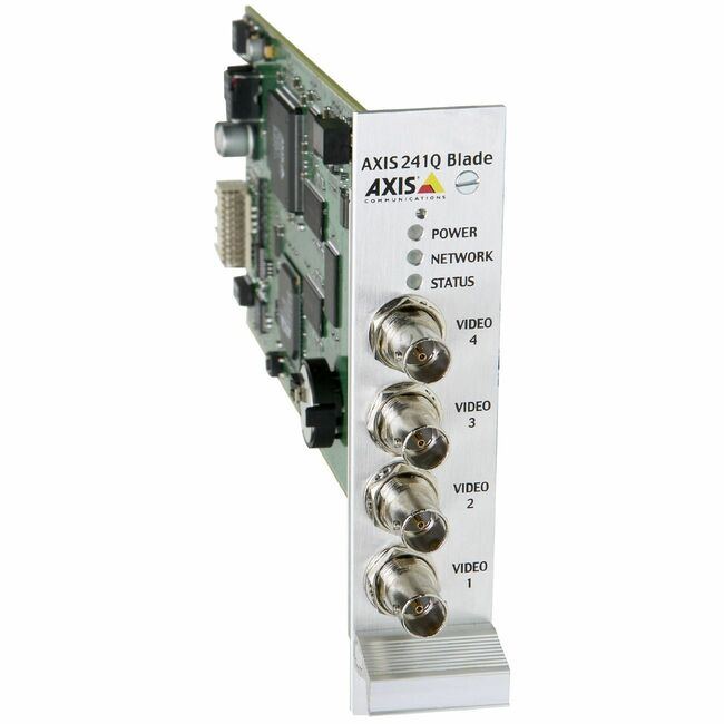Axis 241S Video Server Blade