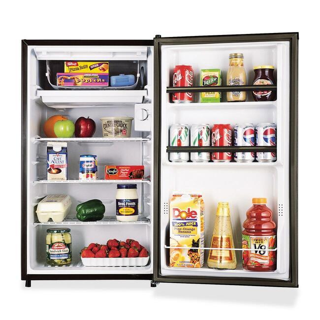 Sanyo SR-3620K Counter High Refrigerator