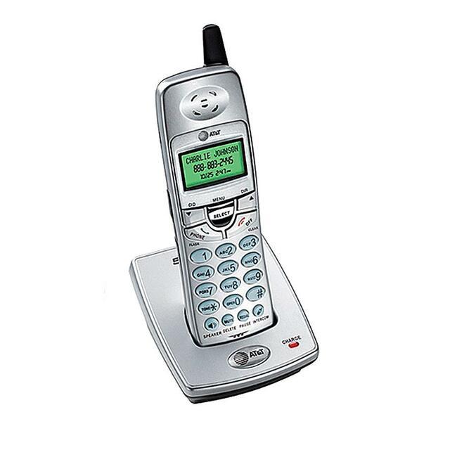 AT&T E597-1 Cordless Handset