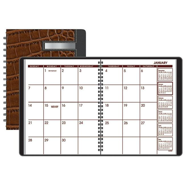 At-A-Glance Designer Monthly Planner