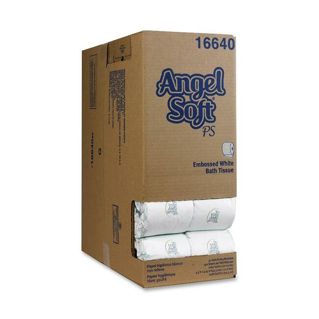 Georgia-Pacific Angel Soft ps Bath Tissue