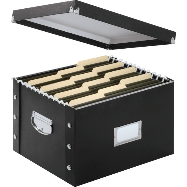 IdeaStream Collapsible File Box