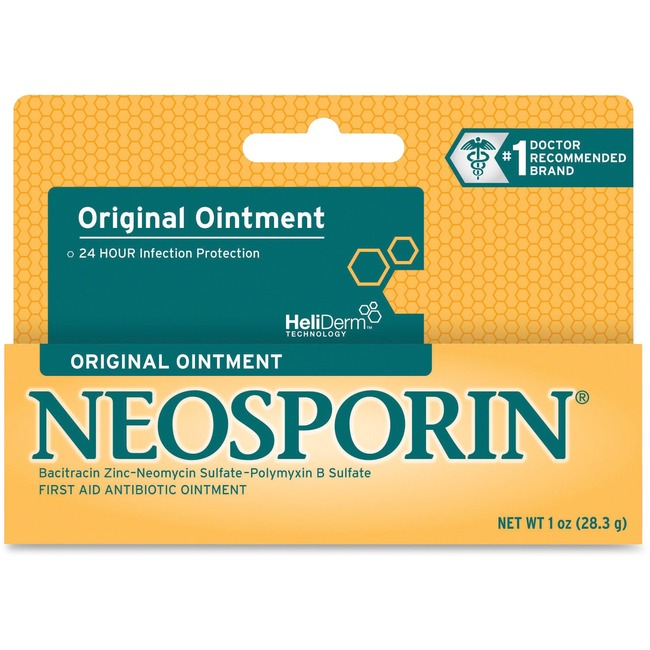 PFI23737 Pfizer Neosporin Soothing Ointment Medication