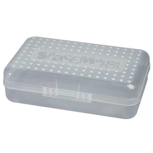 Rubbermaid Carrying Case for Pencil - Clear