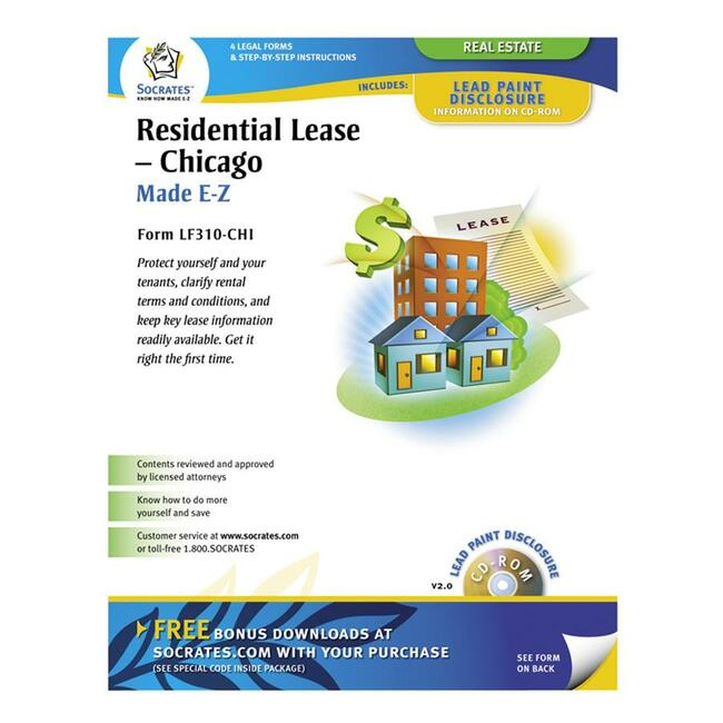 Socrates Residential Lease - Chicago
