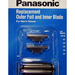 Panasonic WES9839P Replacement Outer Foil/Inner Blade Combination Set