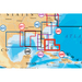 Navionics Platinum Plus North Bahamas CF/699P+ Marine Map