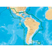 Navionics Gold Central and South America Marine Digital Map