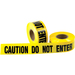 BOXT968CDN - BOX Caution Do Not Enter Barricade Tape