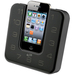 iLive ICP391B Clock Radio - Stereo - Apple Dock Interface - 2 x Alarm - iPod Dock, iPhone Dock - Battery Built-in