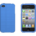XtremeMac Tuffwrap for iPhone 4S - Peacock Blue