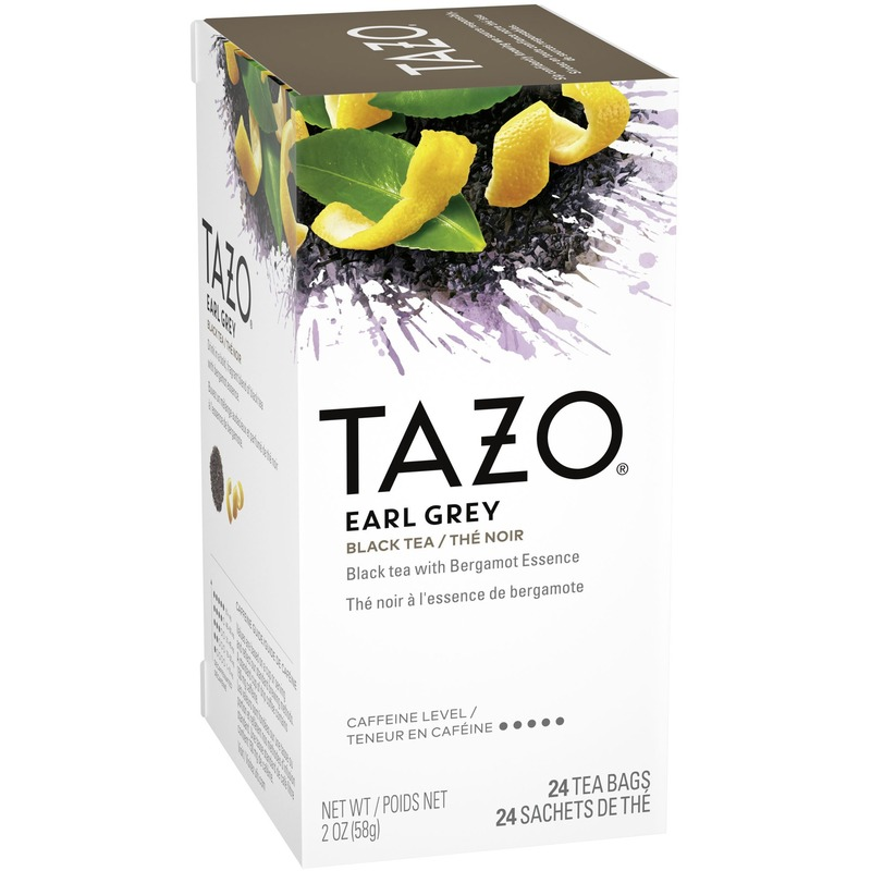 Starbucks Tazo Earl Grey Black Tea 24 ct