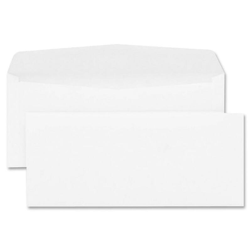 Sparco Regular Commercial Envelope