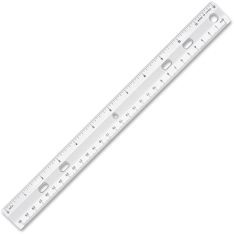 Sparco Standard Metric Ruler