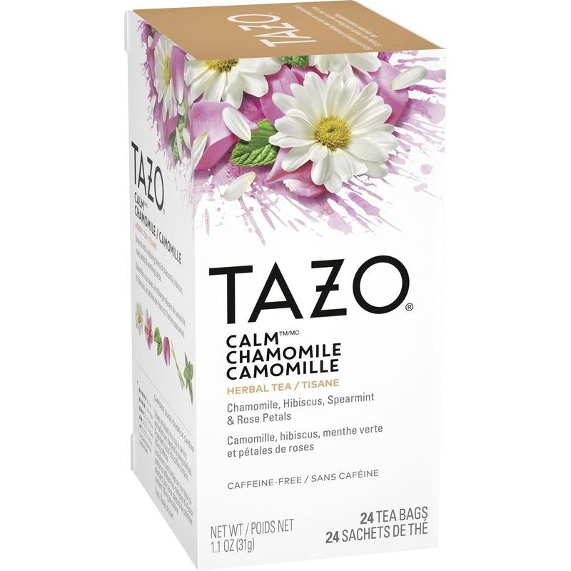 Starbucks Tazo Calm Herbal Tea 24 ct