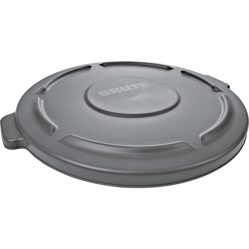 Rubbermaid 32 Gallon Brute Container Flat Lid