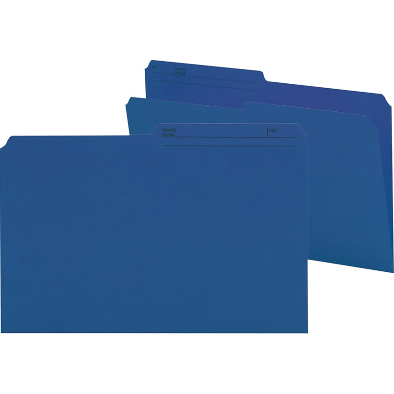 Smead Top Tab File Folder