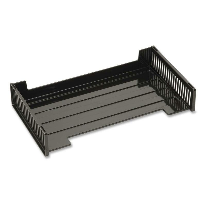 Korr Side Load Legal Size Desk Tray