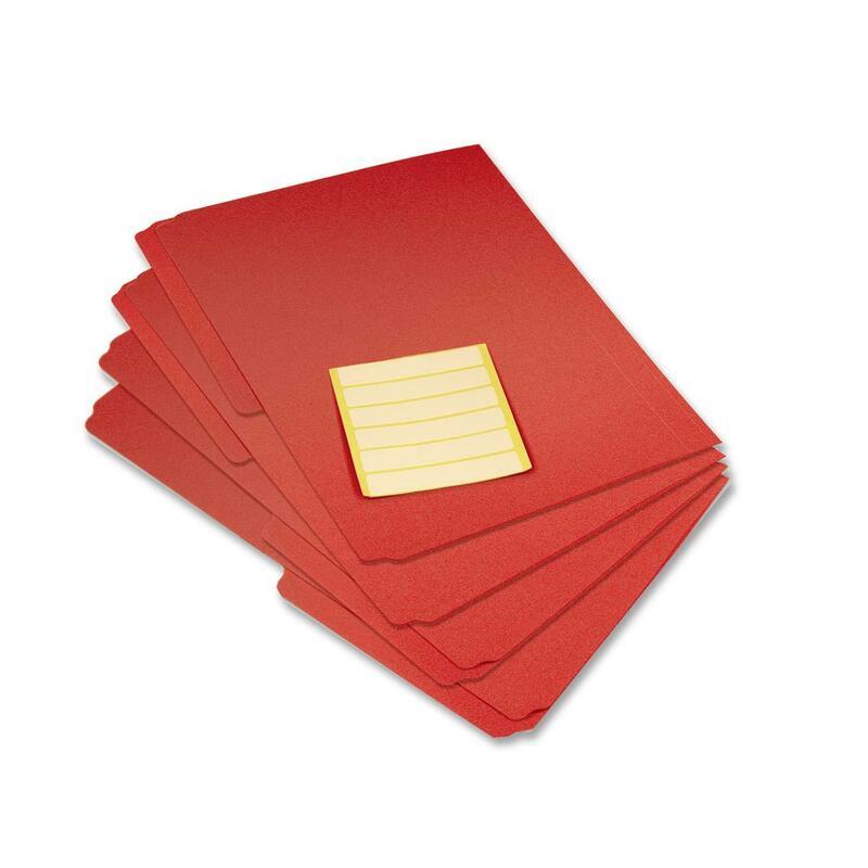VLB Top Tab File Folder