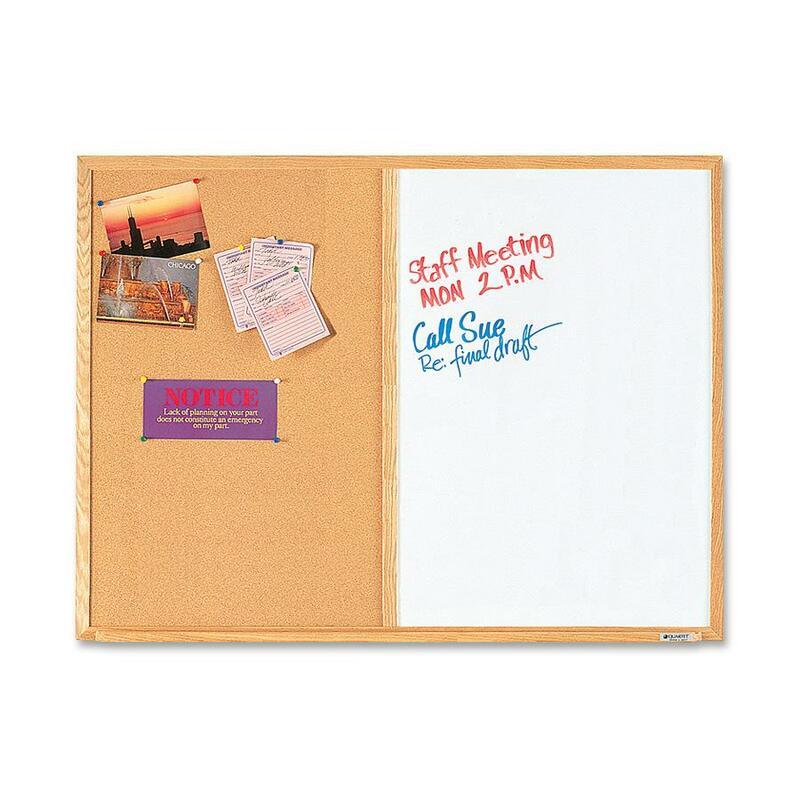 Quartet Cork/Dry-Erase Board
